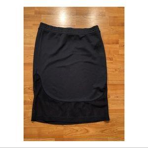 adidas Skirts - Adidas Fishnet Osaka Midi Skirt
